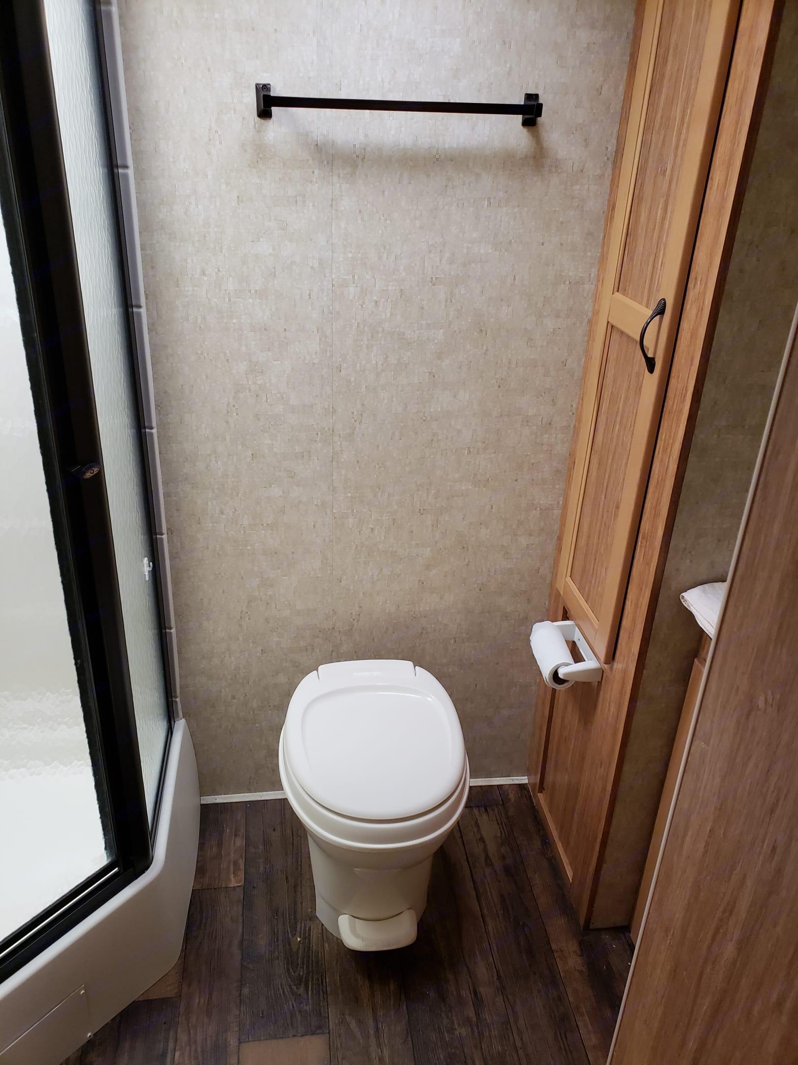 Bathroom. Skyline Koala 2012