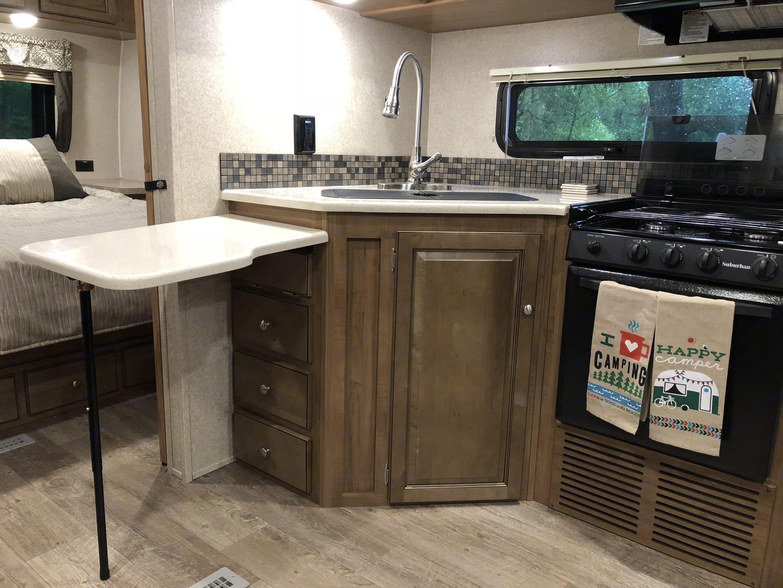 Forest River Rockwood Ultra Lite 2019