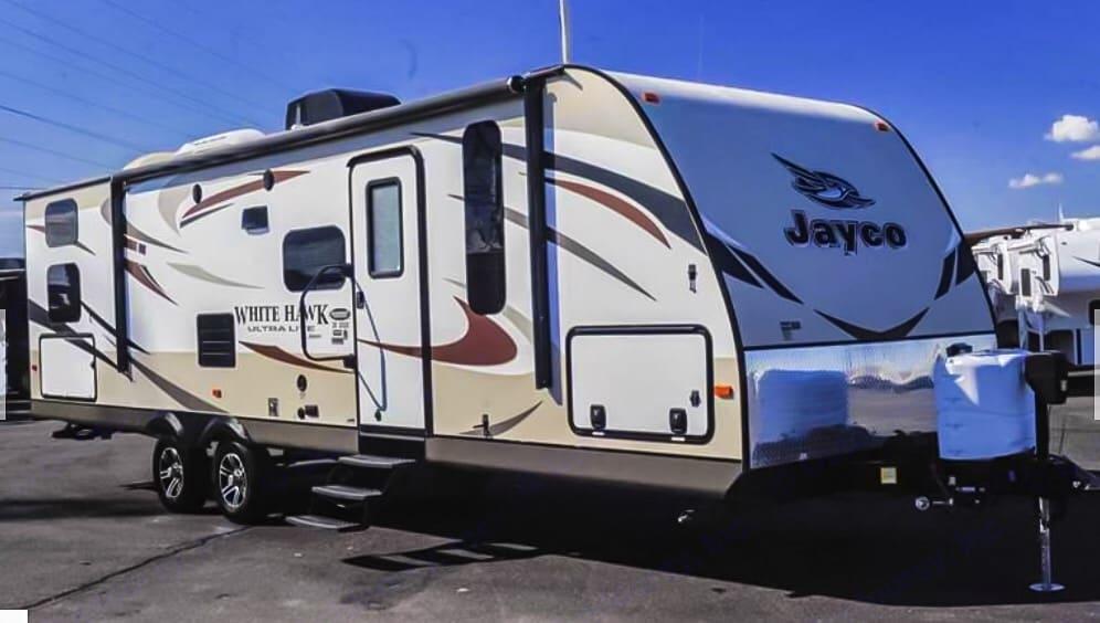 Jayco White Hawk Ultra Lite 2015