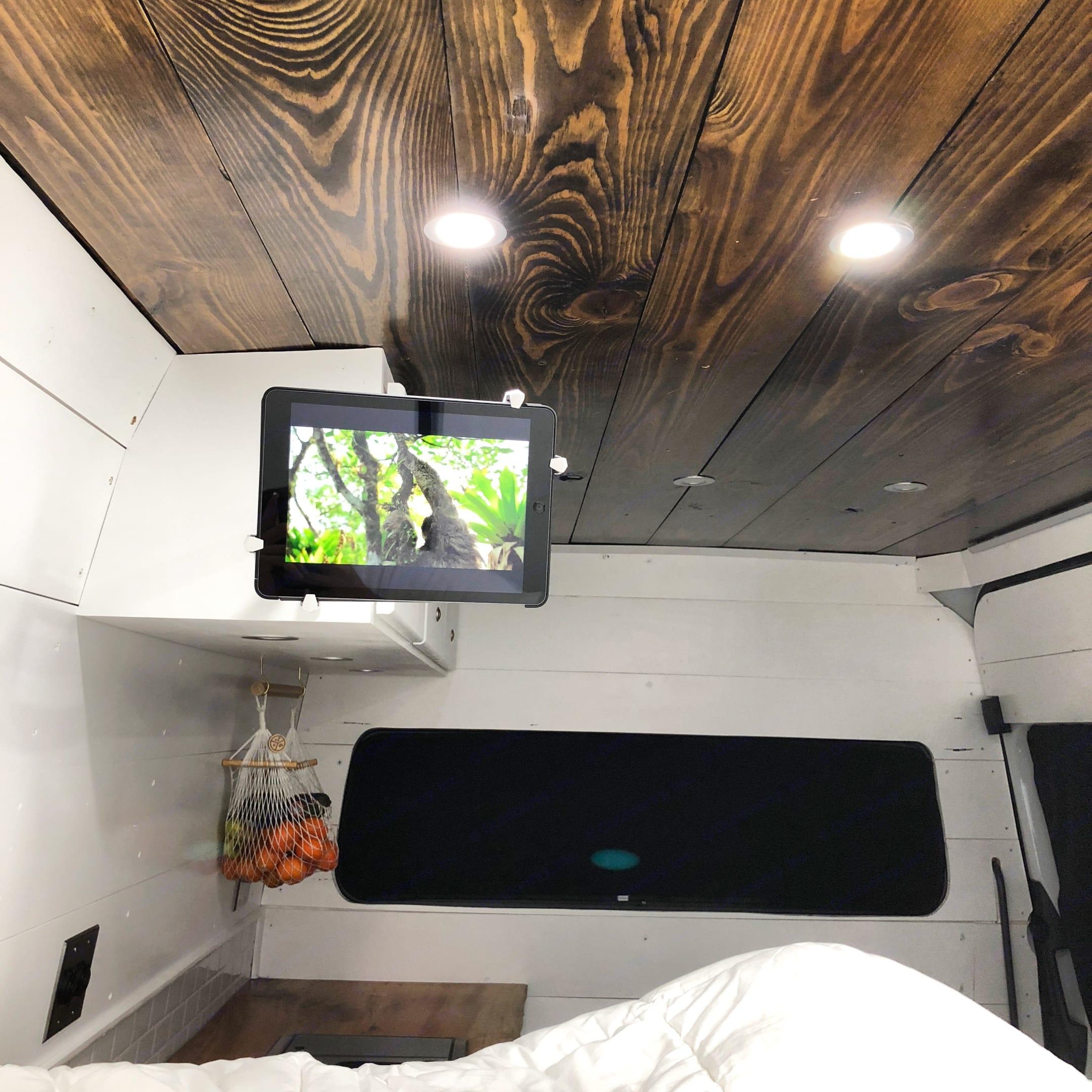 Mercedes-Benz Sprinter RV Motorhome Campervan 2016