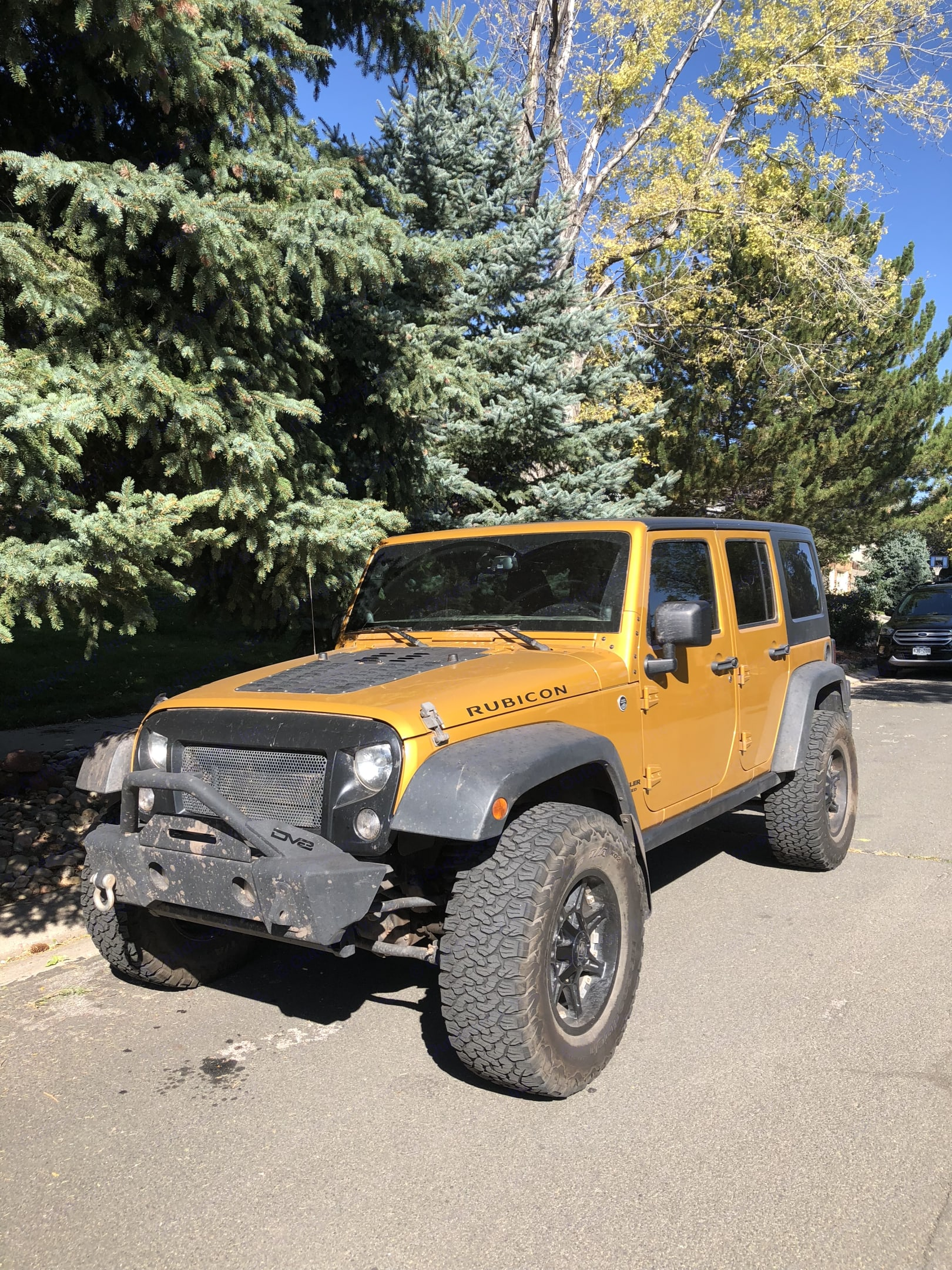 Jeep Rubicon Unlimited 4x4 2014