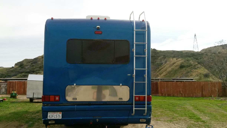 Thor Motor Coach Residency 1996