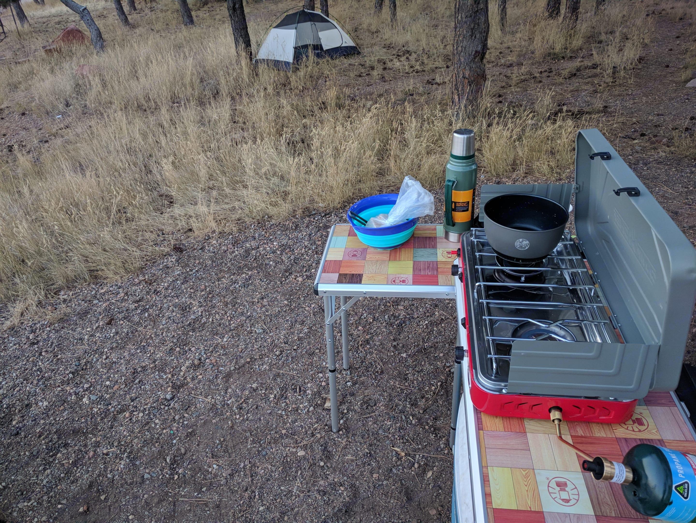 Kitchen setup.. Ford F150 2012