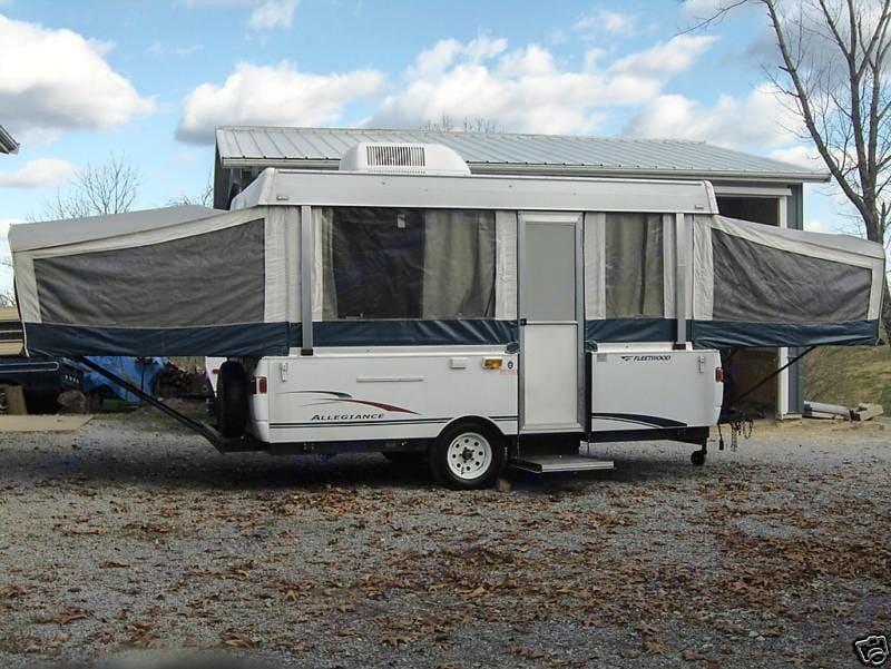 Fleetwood Pop up camper 2005