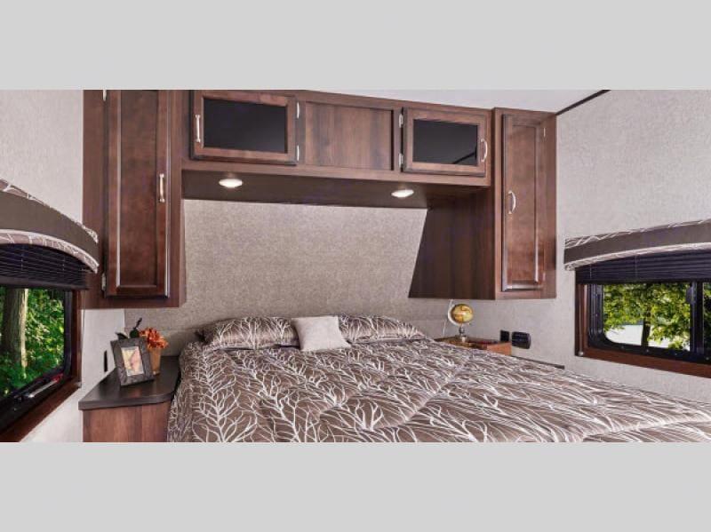 Master Bedroom. Jayco Flight 2018