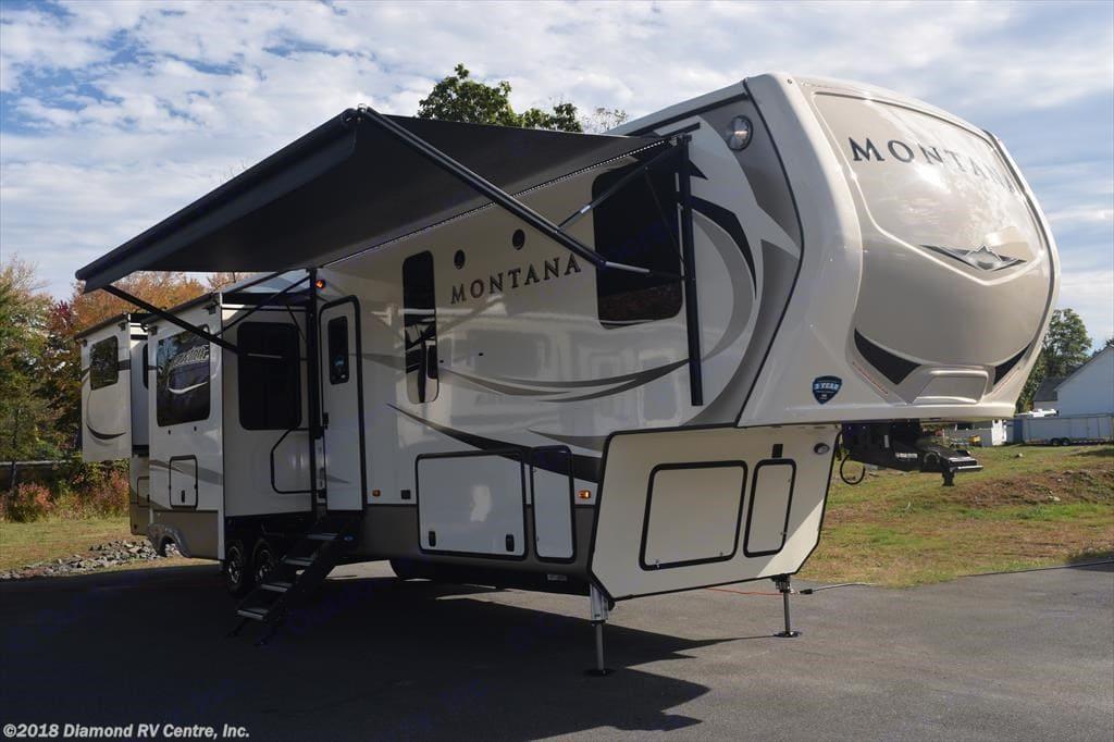 Keystone Montana 2018