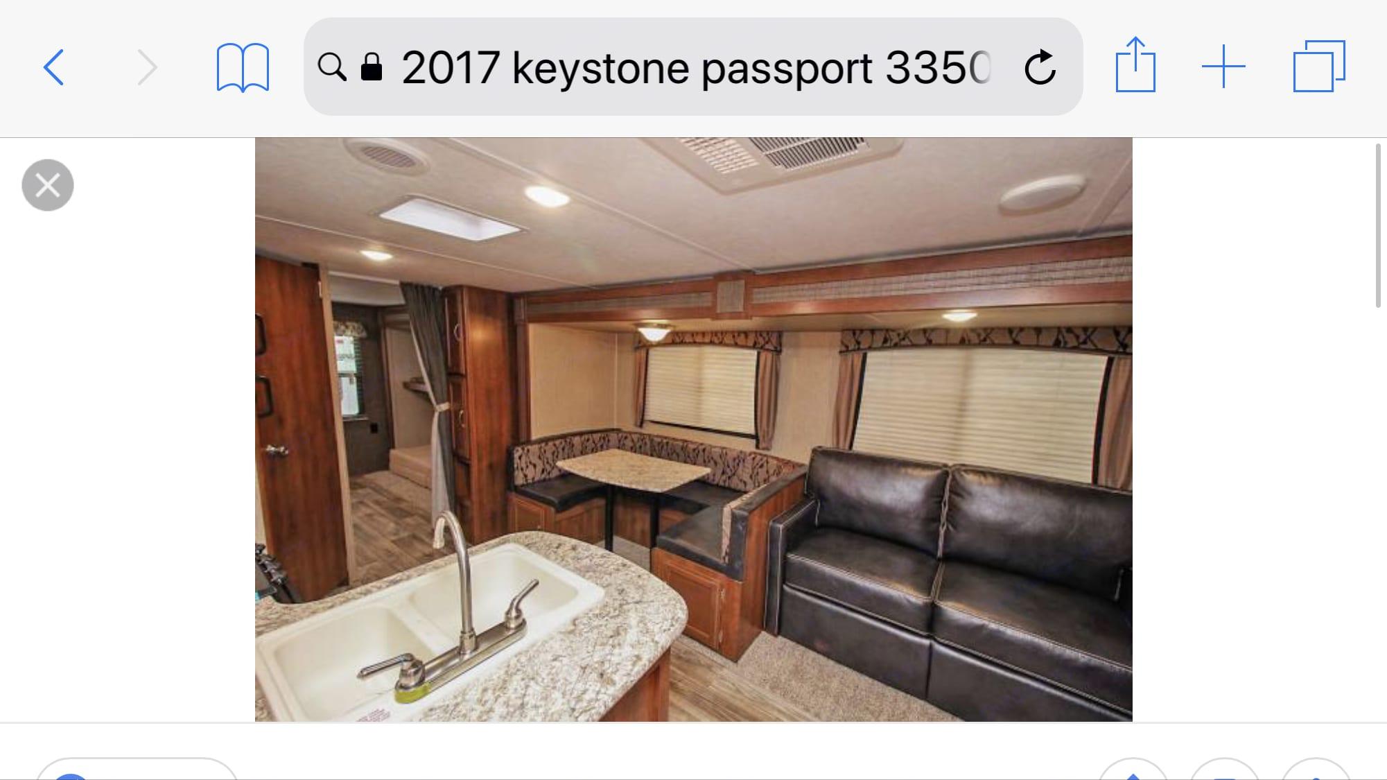 Keystone Passport 2017