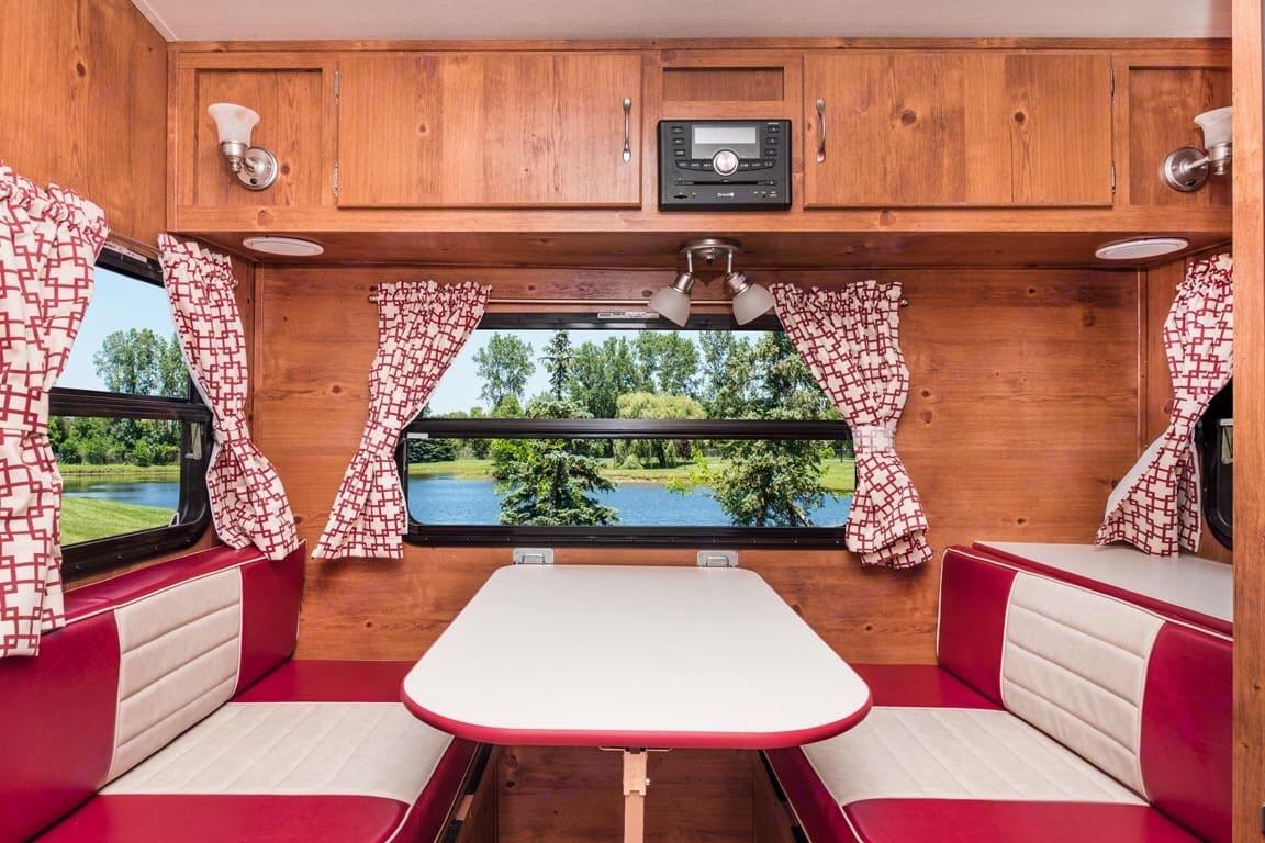 Gulf Stream Vintage Cruiser 17RWD 2018