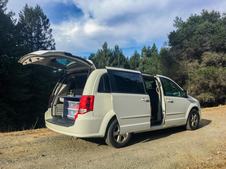 Dodge grand caravan 2012