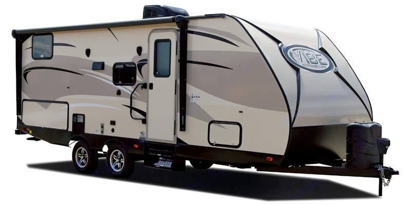 Manufacturers Picture of Exterior. Forest River Vibe 2016
