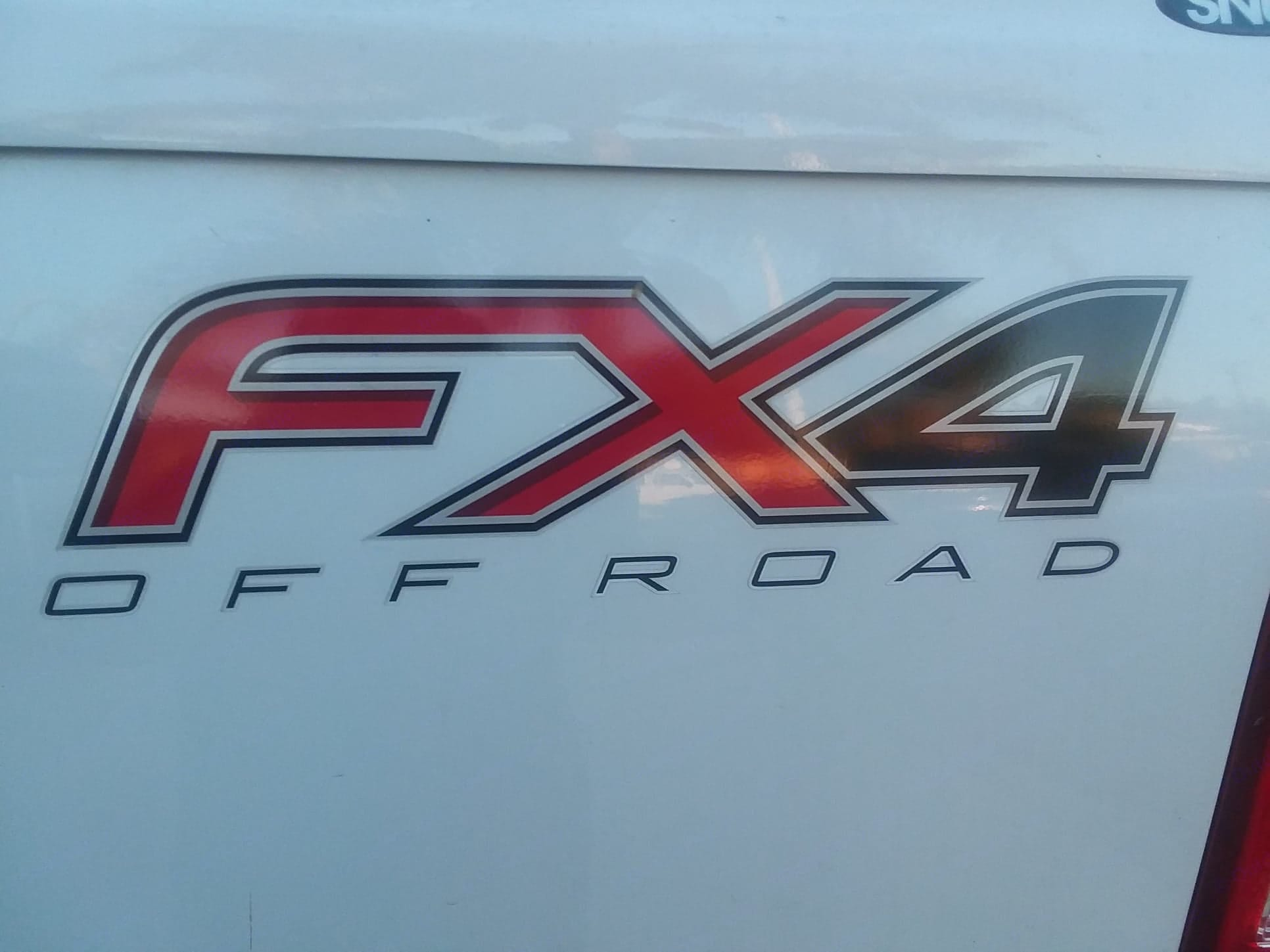 GO TO YOUR FAVORITE OFF ROAD SPOT, ITS A 4X4. ford F150 FX4 2007