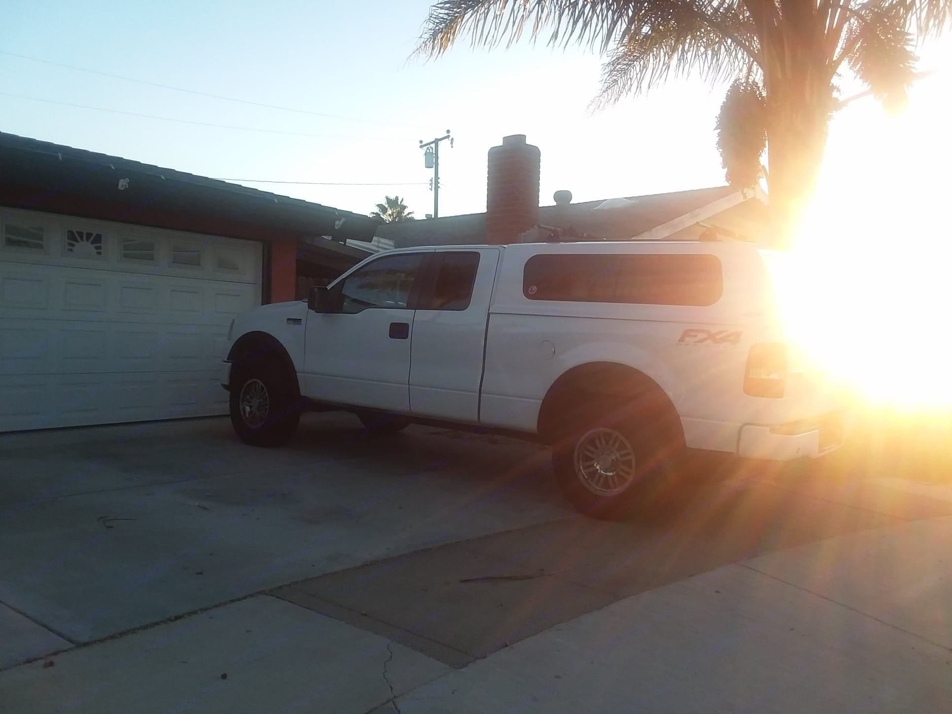 GO ON AN ADVENTURE, PARK AT SUNSET BEACH, SLEEP, FALL ASLEEP AND WAKE UP TO OCEAN WAVES.  DO NOT PAY TO PARK.  GO SNOWBOARDING IN MAMMOTH MOUNTAIN IN CONFIDENCE! HOLD ALL YOUR GEAR SAFELY.  . ford F150 FX4 2007