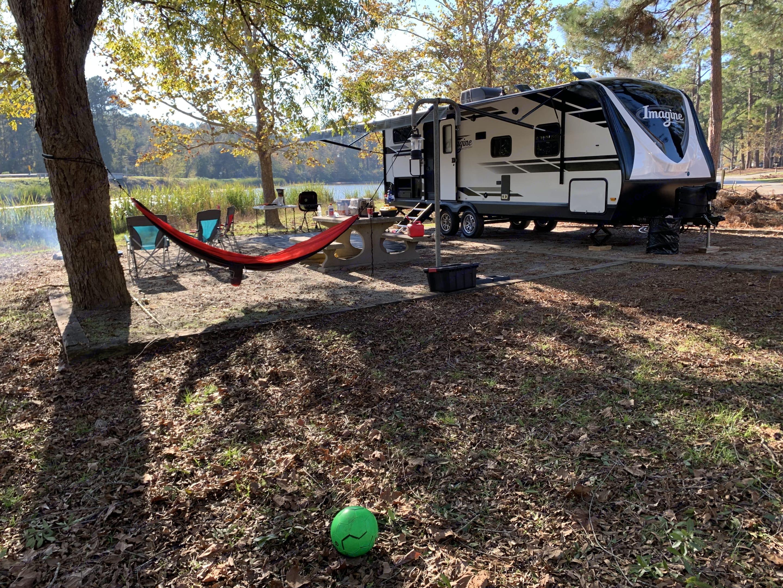 1st Family Camping Trip To GA. Grand Design Imagine 2400BH 2019
