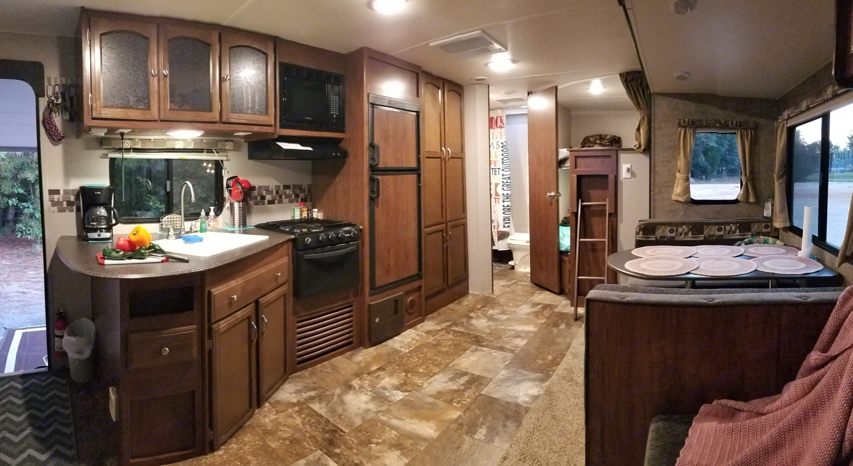 Coachmen Freedom Express Special Edition 2016