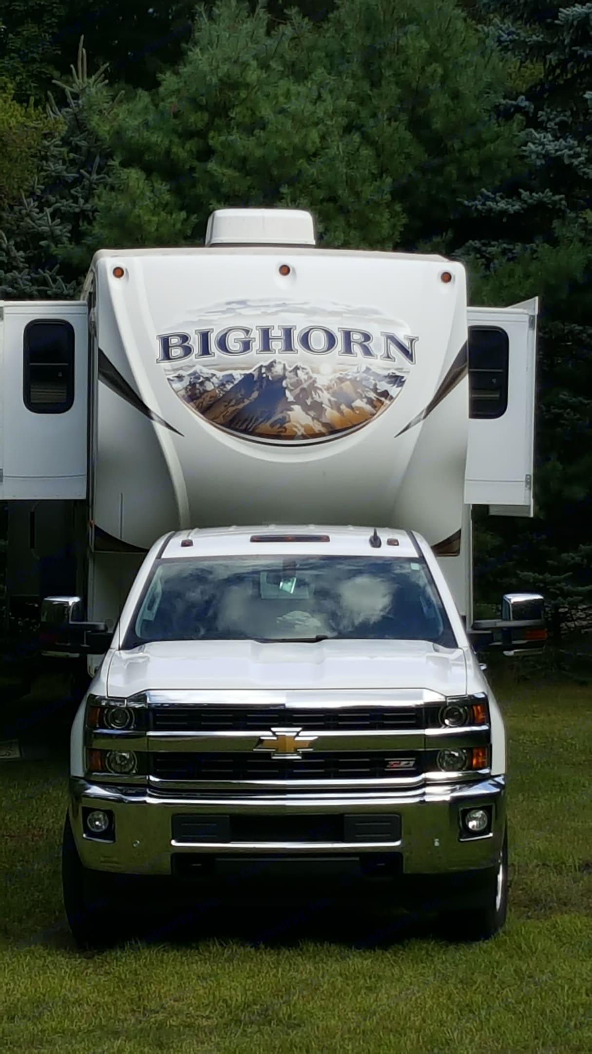 Heartland Bighorn 2012