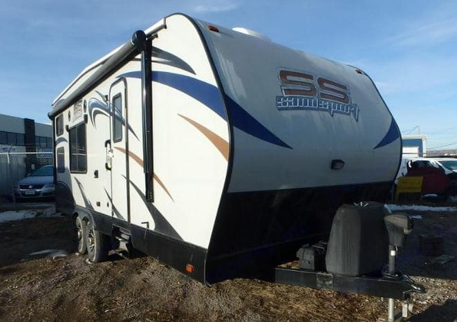 Pacific Coachworks Sandsport 2012