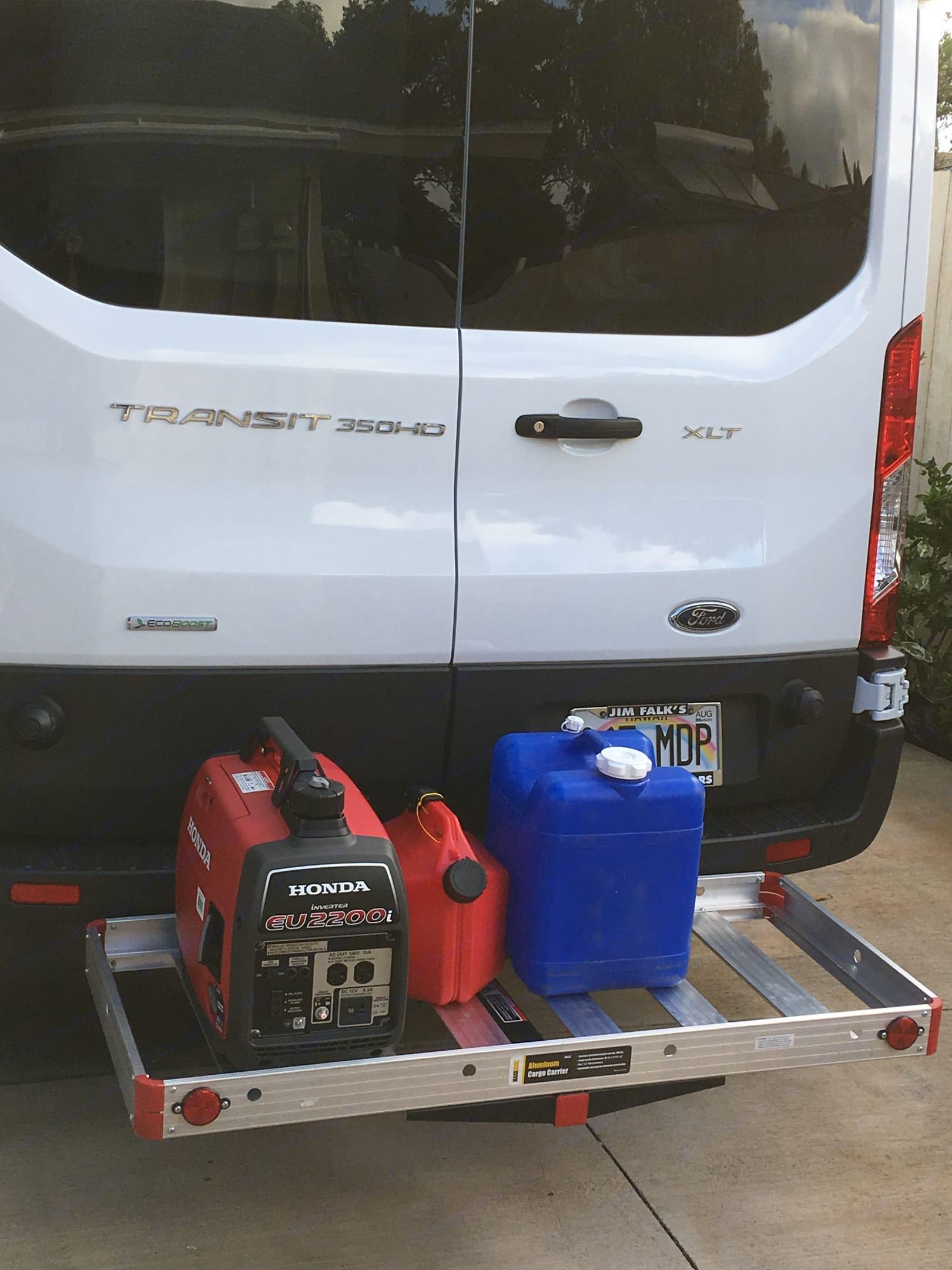 Generator. Ford Transit 2018