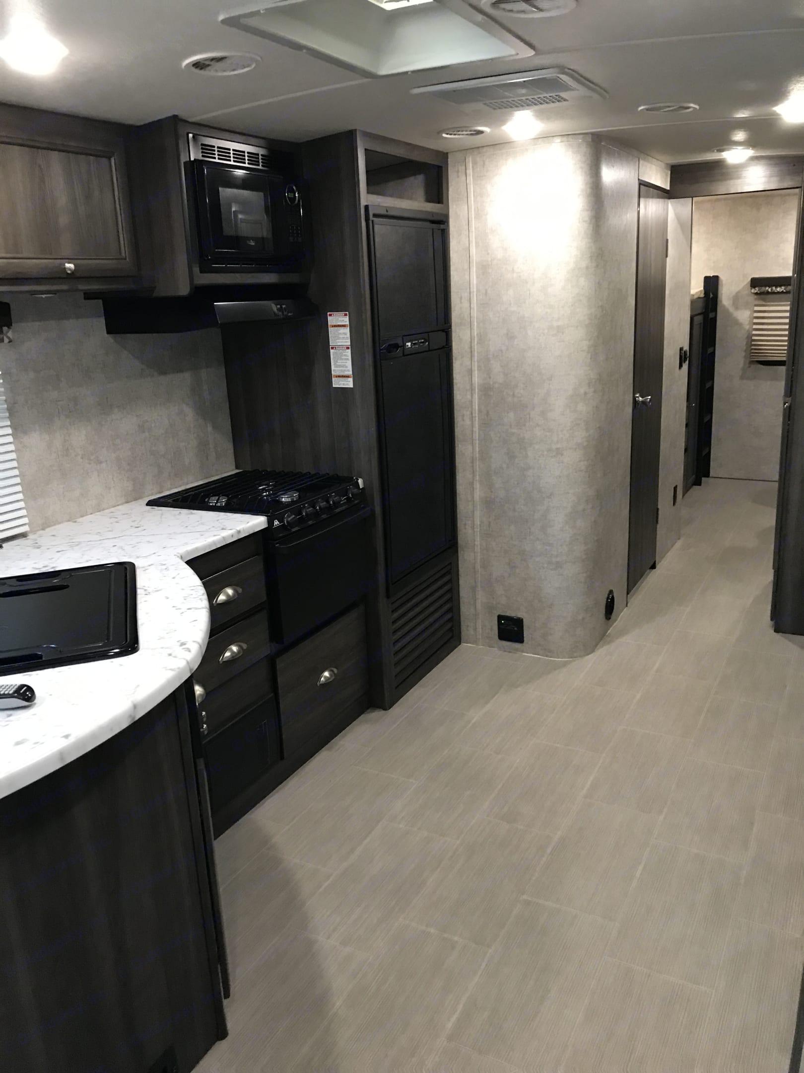 Kitchen. Open Range Open Range 2017