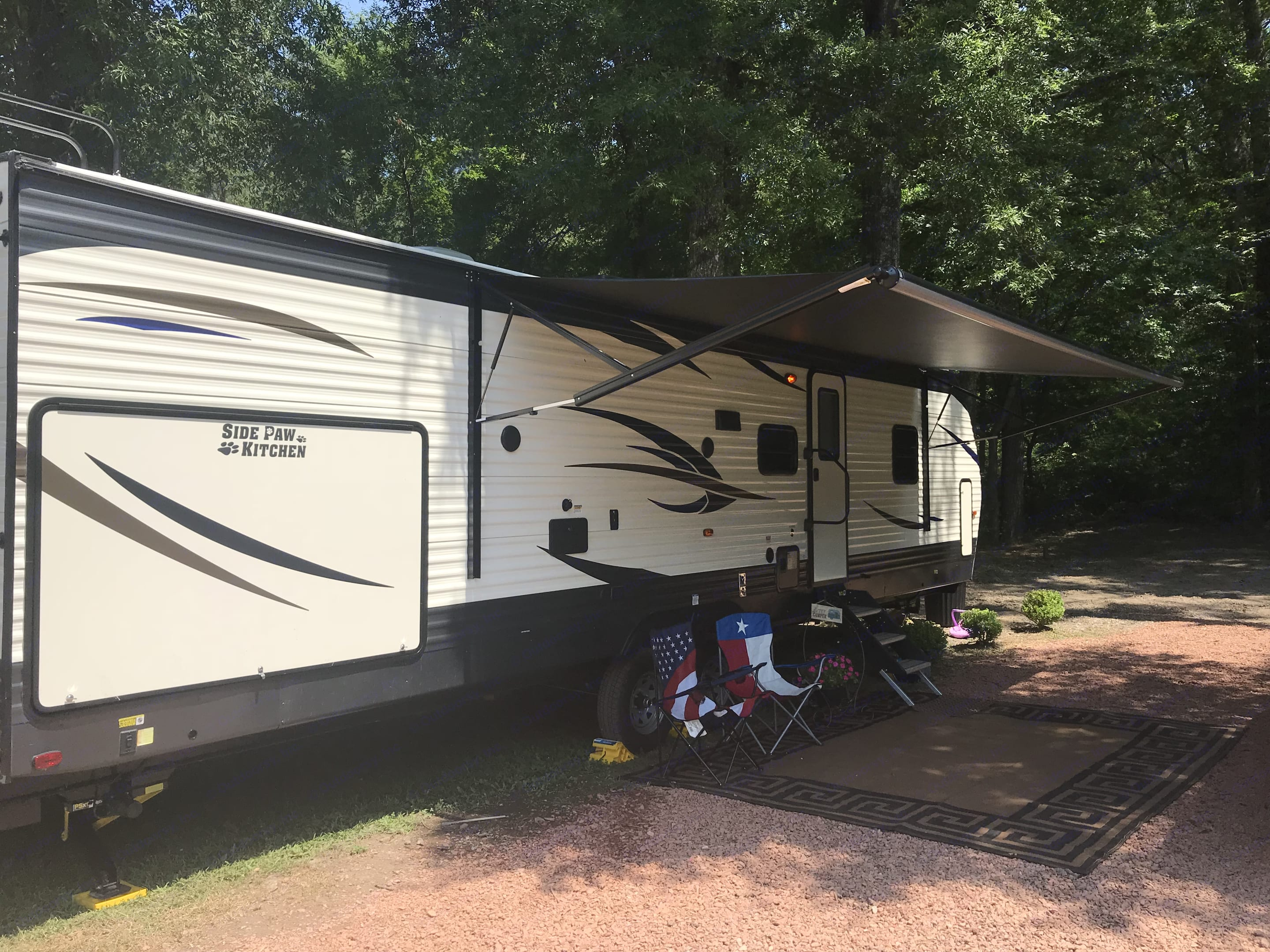 Home away from Home . Forest River Puma 2018