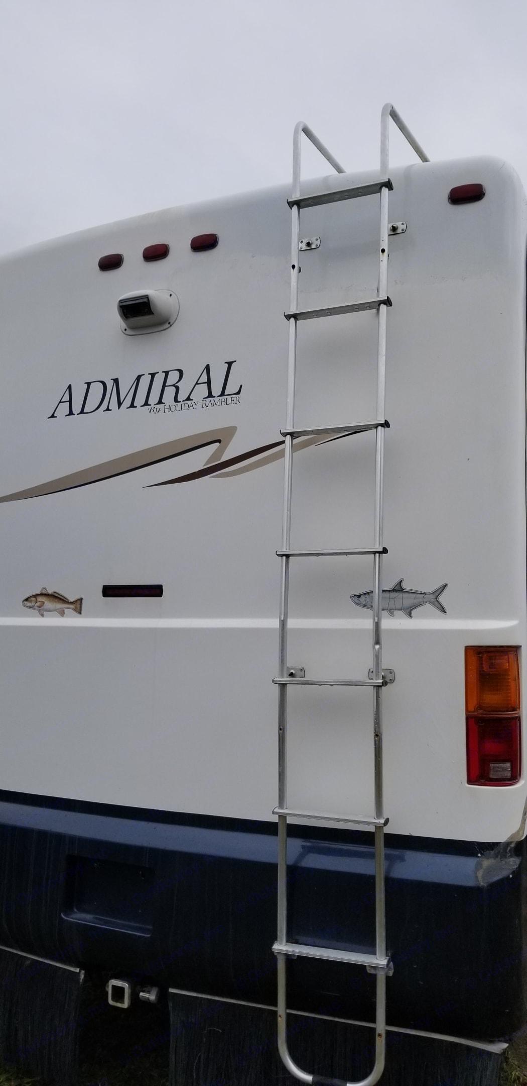 Holiday Rambler Admiral 2000
