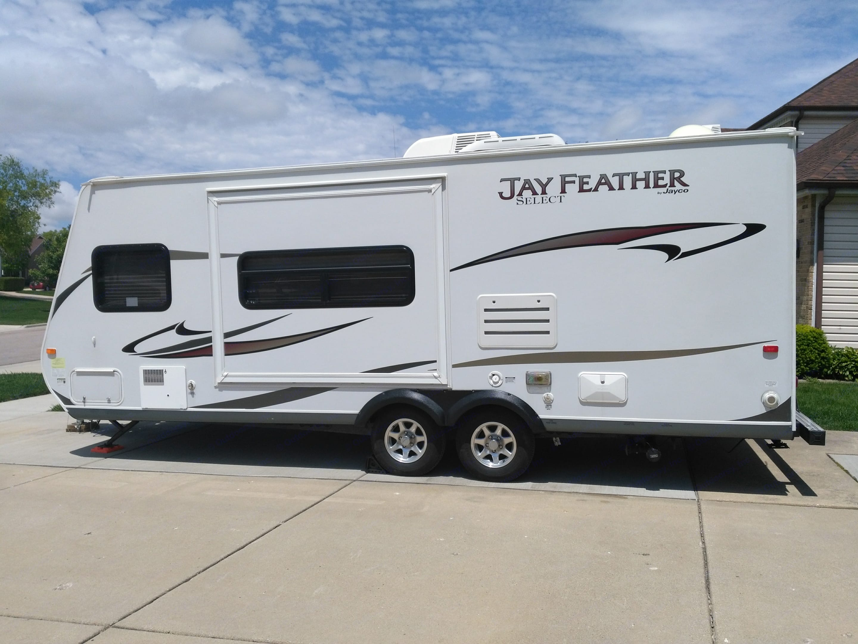 Jayco Jay Feather Exp 2011