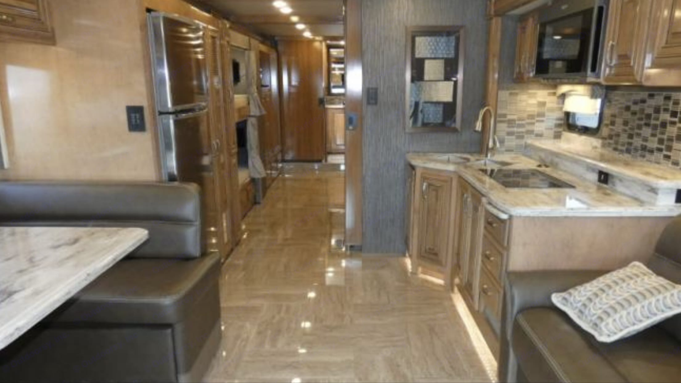 Spacious interior, all the comforts of home.. Thor Motor Coach Other 2019