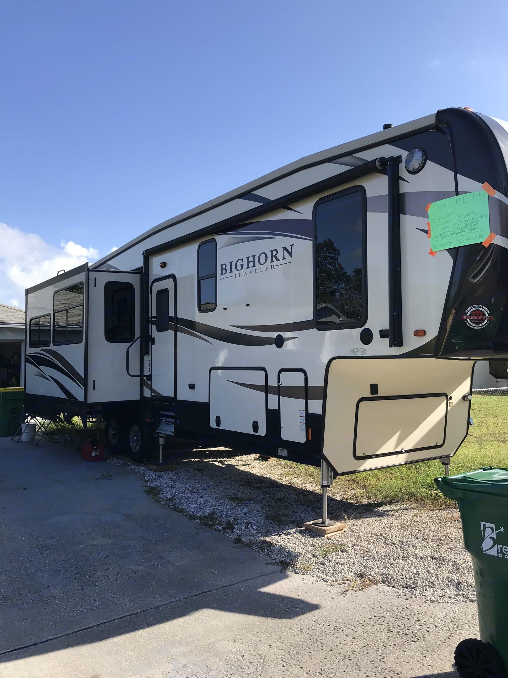 Heartland Bighorn 2017