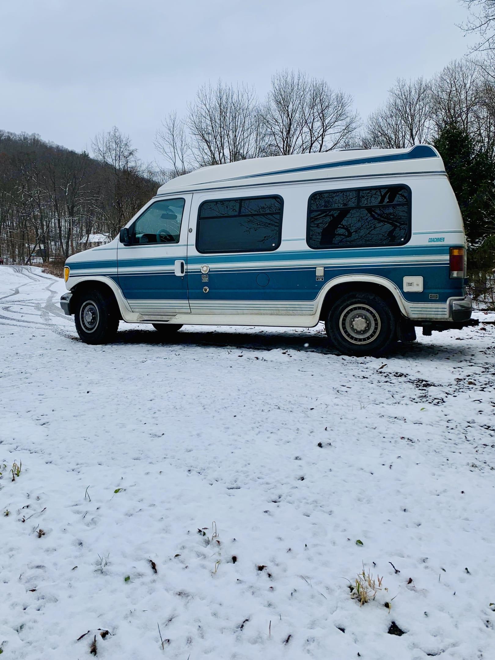 Ford Coachman 1994
