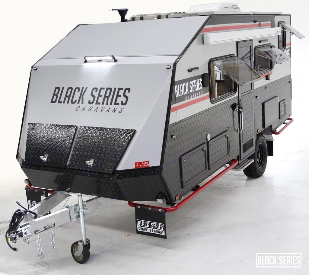 Australia Black series 2019