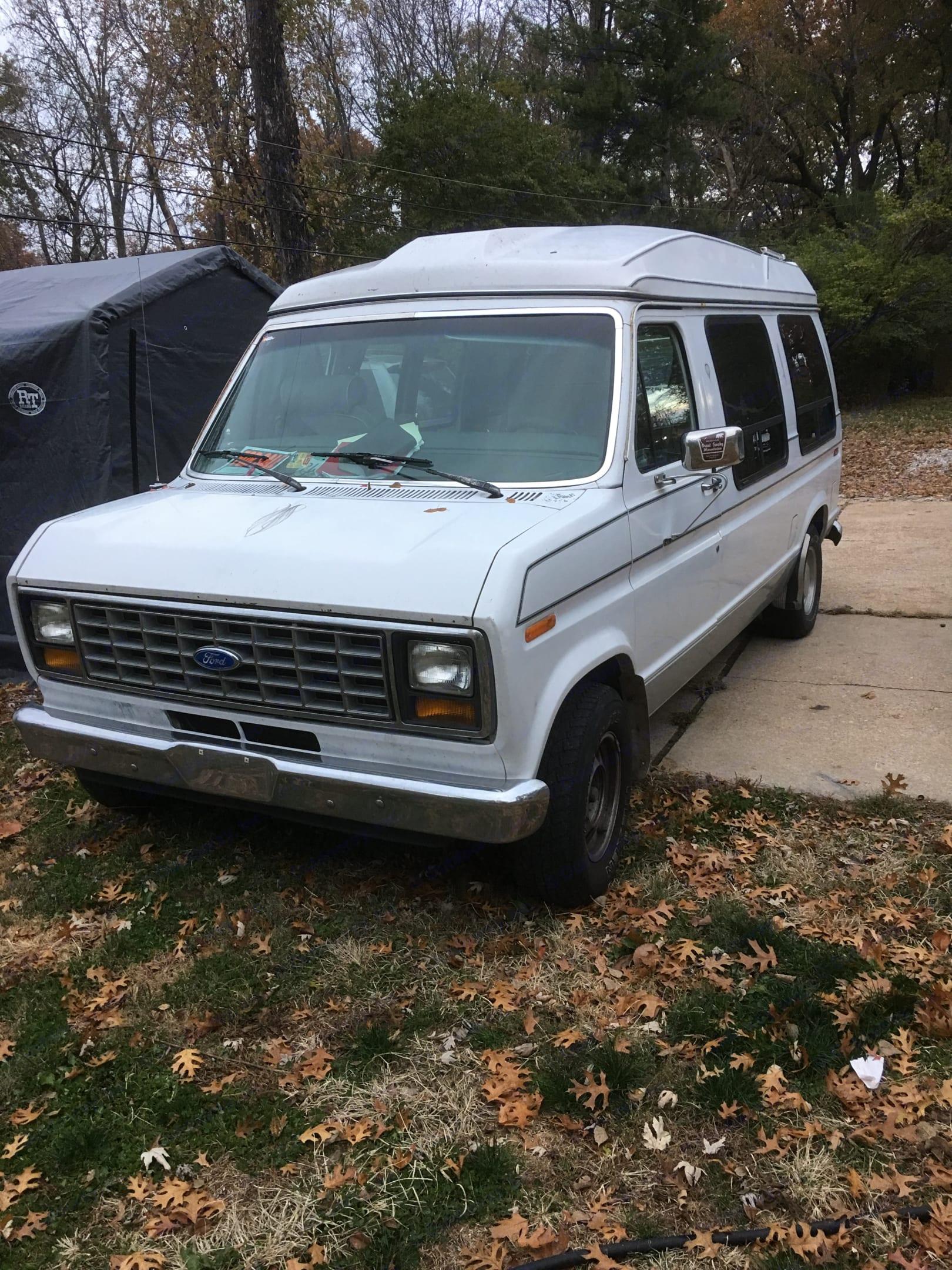 Ford Econoline 150 1991