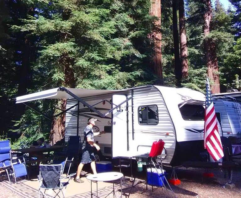 Camping fun. Jayco Flight 2017