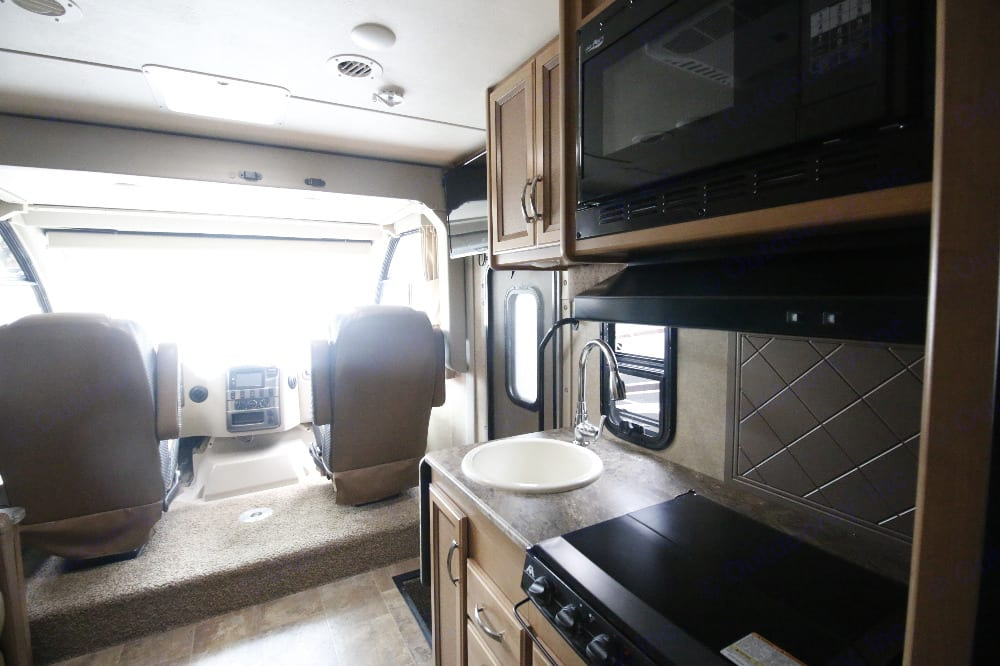 Thor Motor Coach Other 2015