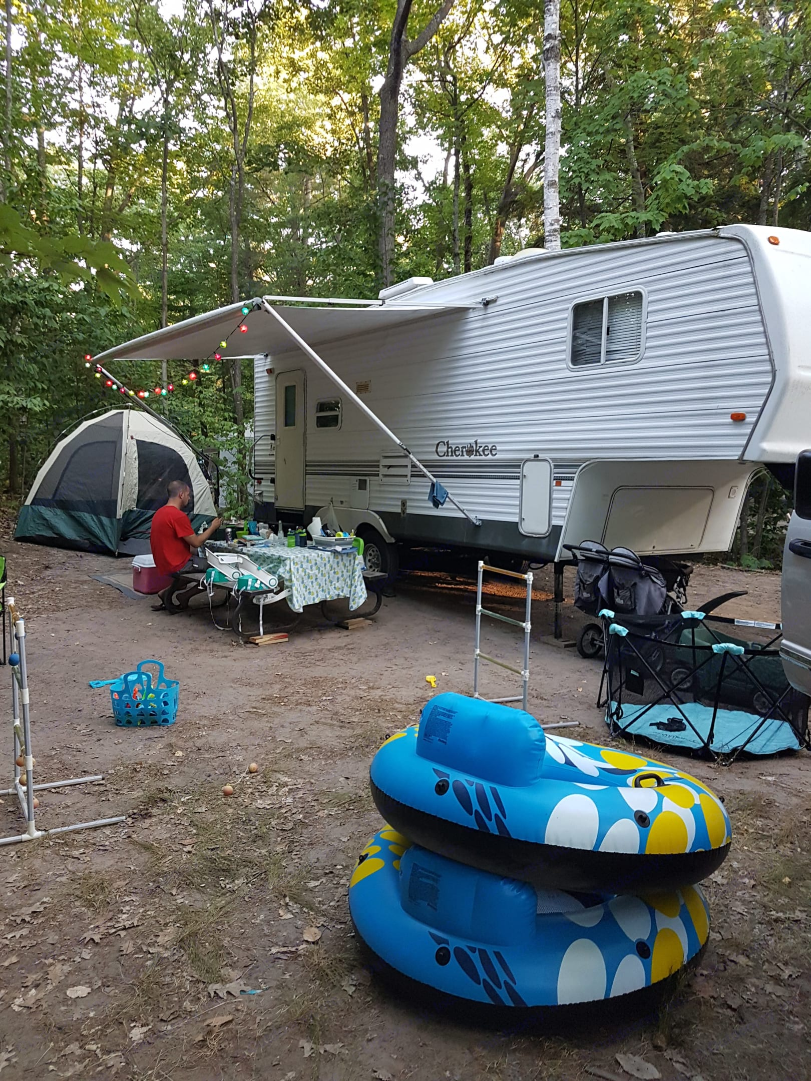 Forest River Cherokee Lite 2005