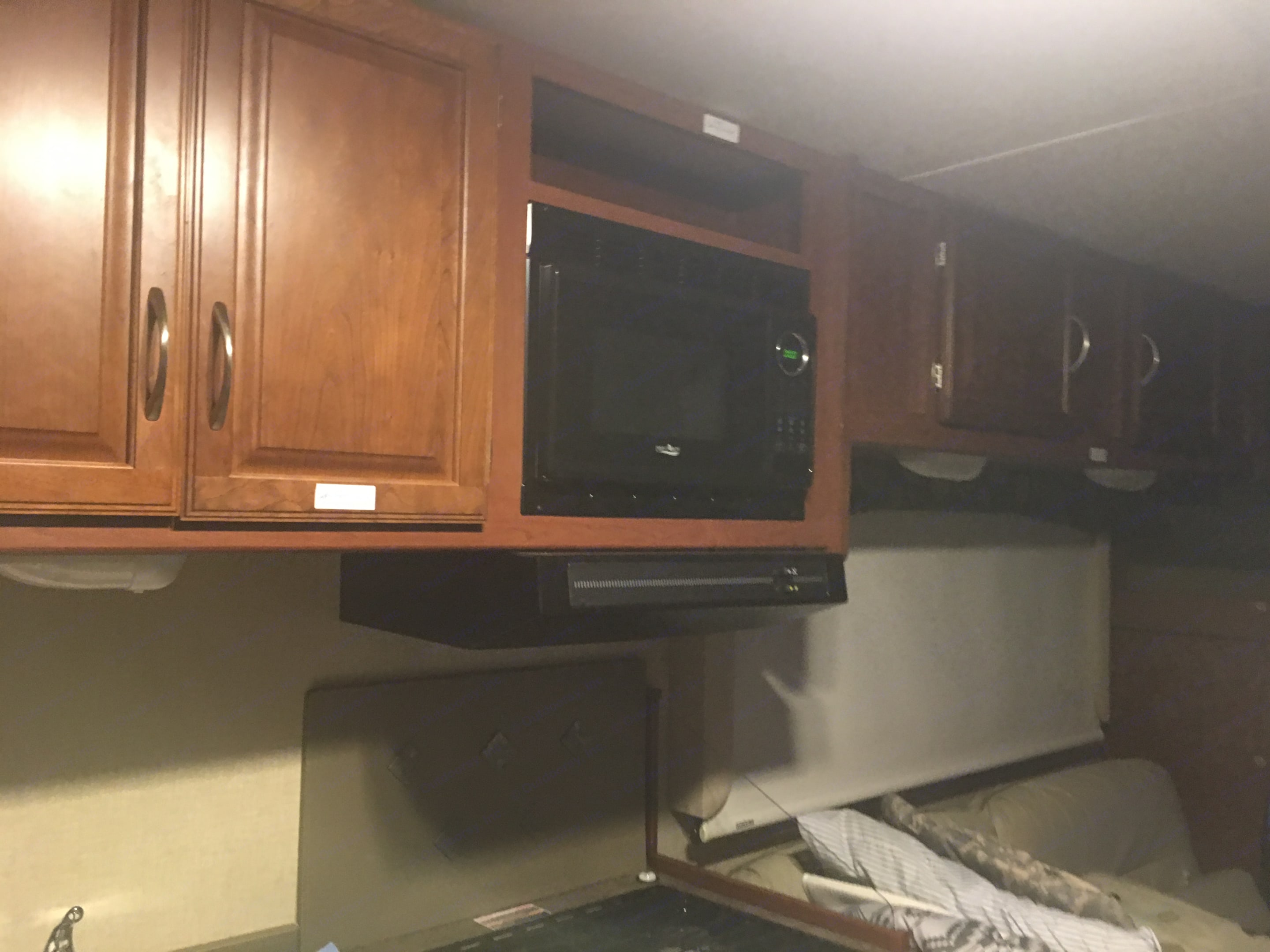 Fully functional microwave, TV and entertainment syste, . Winnebago Minnie Winnie 2016