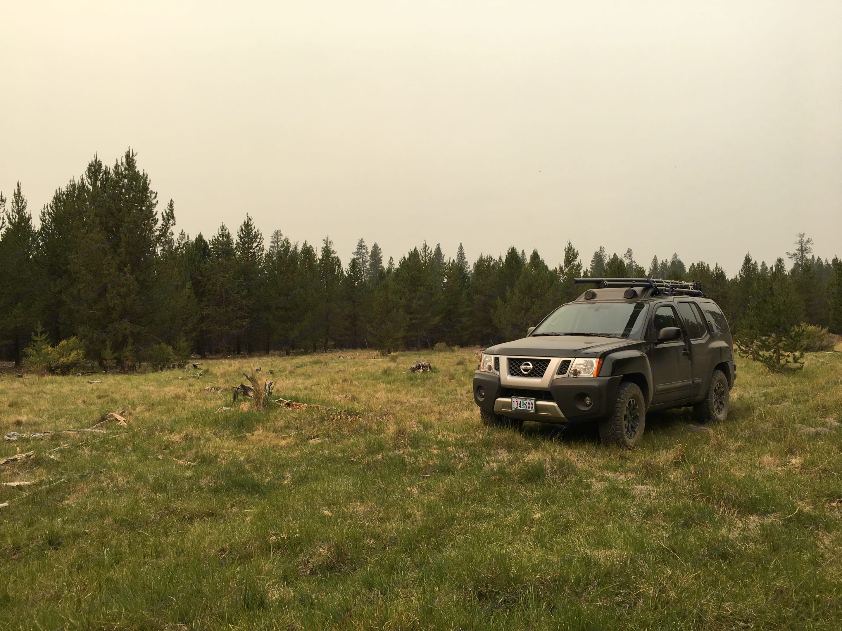 Getting out into the backcountry is what this rig is built to do. Whether it's getting into some isolated fly fishing spots or just trying to get away from it all. The Xterra Pro-4x will easily do both.. Nissan Xterra Pro-4X 2014