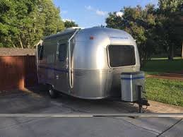 Stock Photo - Actual Coming Soon. Airstream Classic 1999