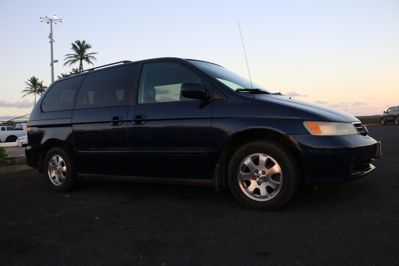 Honda Ody 2004
