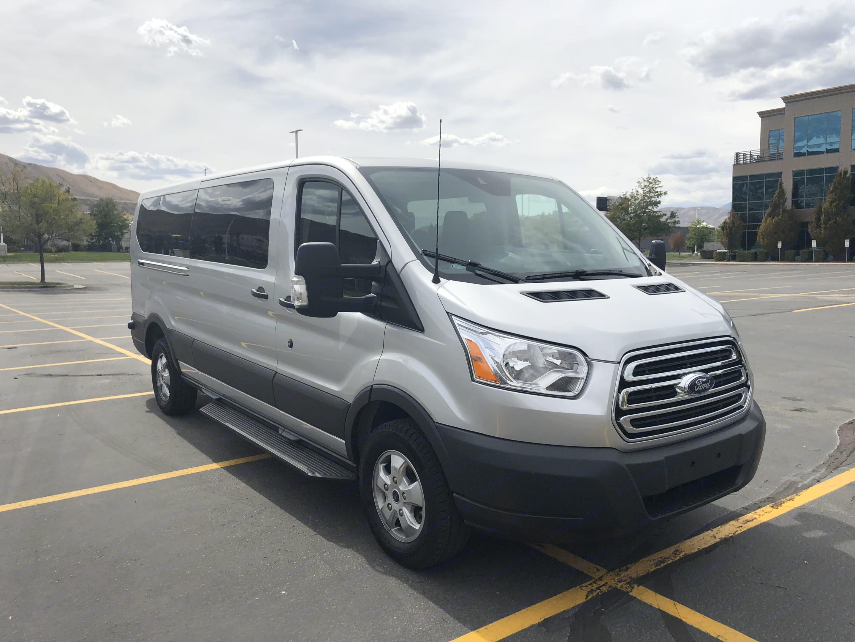 Ford Transit 12 passenger 2018