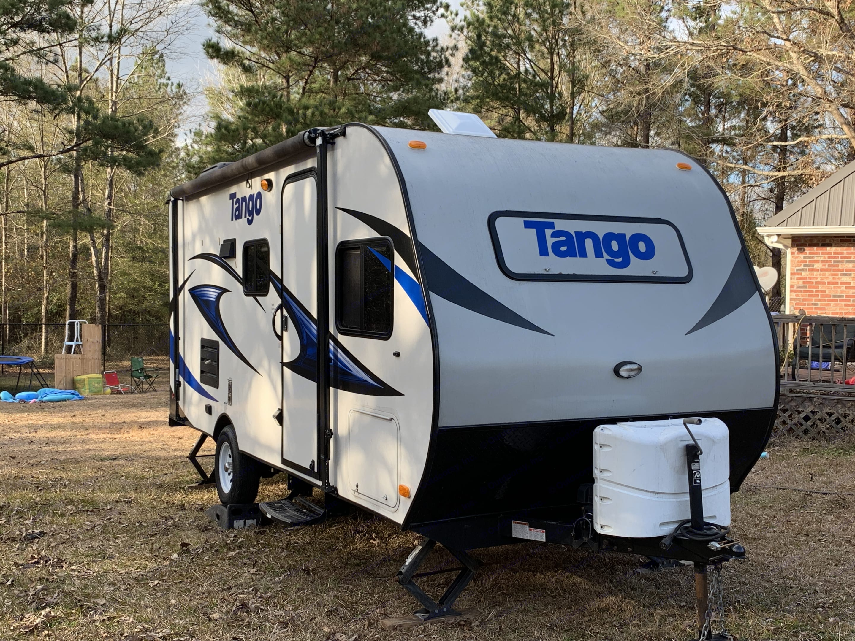 Our family getaway mobile. . Pacific Coachworks Tango 2016