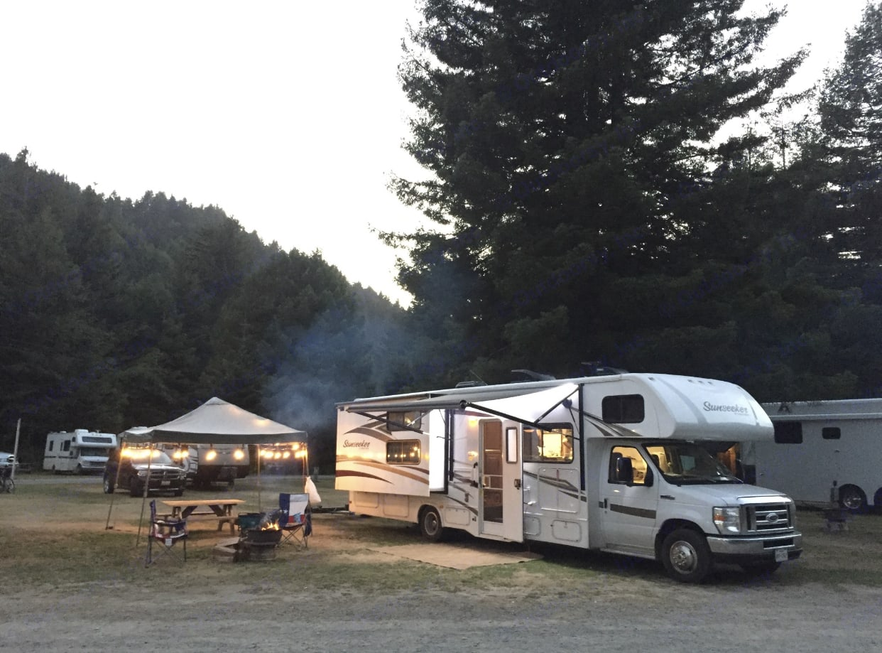 Family Fun!. Forest River Sunseeker 2016