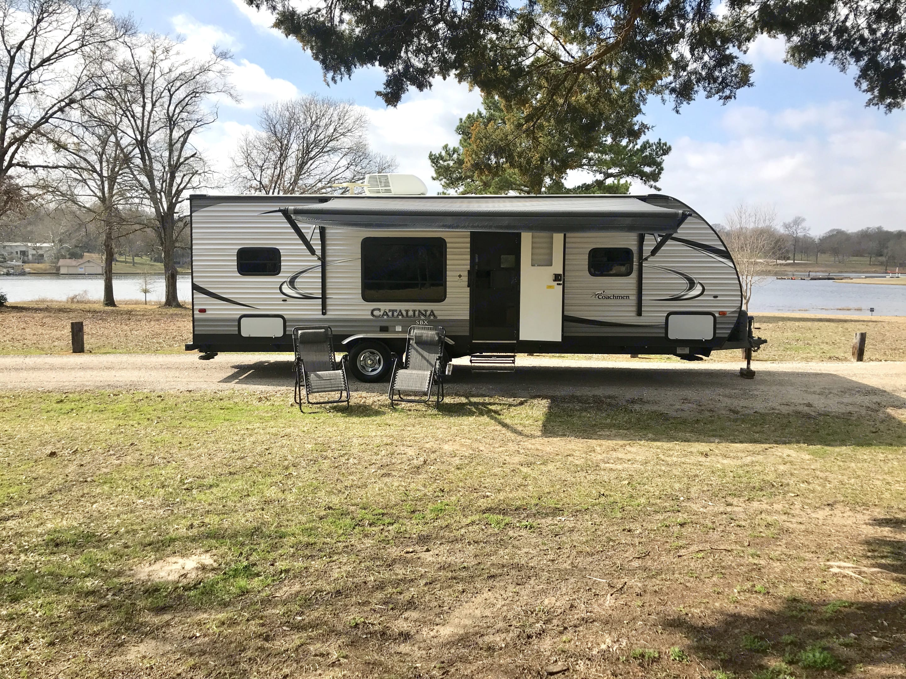 This 2017 Coachmen Catalina Bunk House is fully stocked and ready to go!. Coachmen Catalina 2017