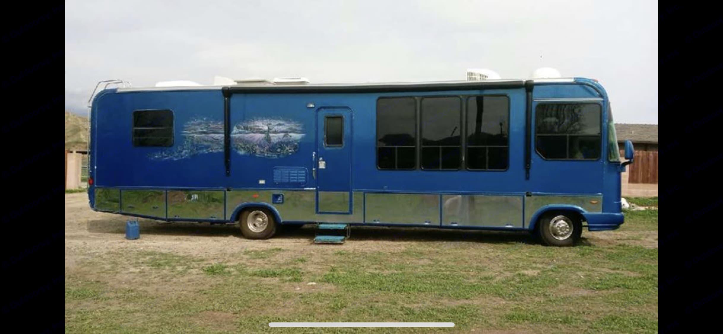 Thor Motor Coach Residency 1997