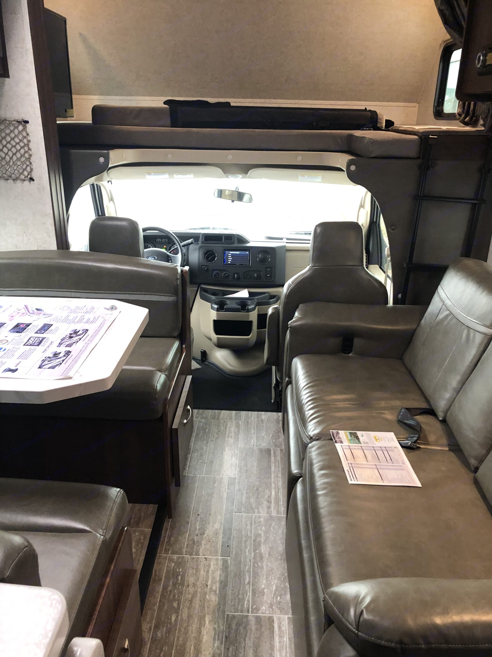 Shown with slide in.. Forest River Sunseeker 3270S 2018