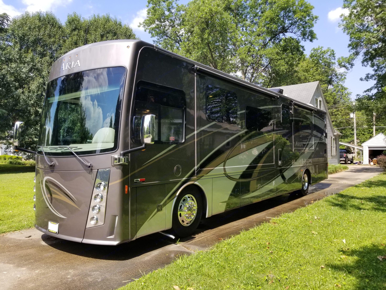 Thor Motor Coach Aria 2017