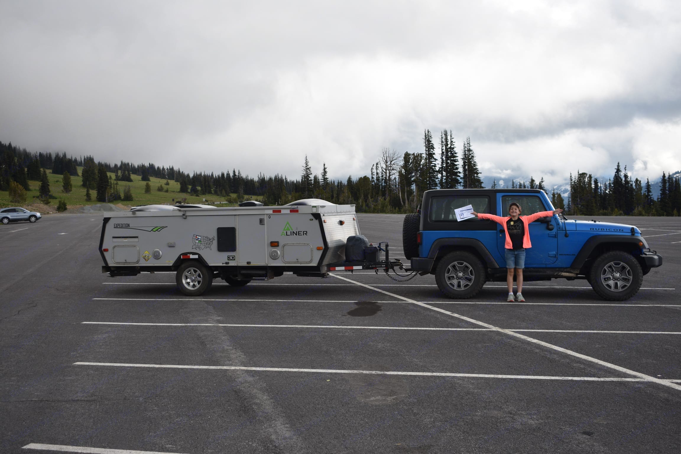 A-Liner Expedition 2014