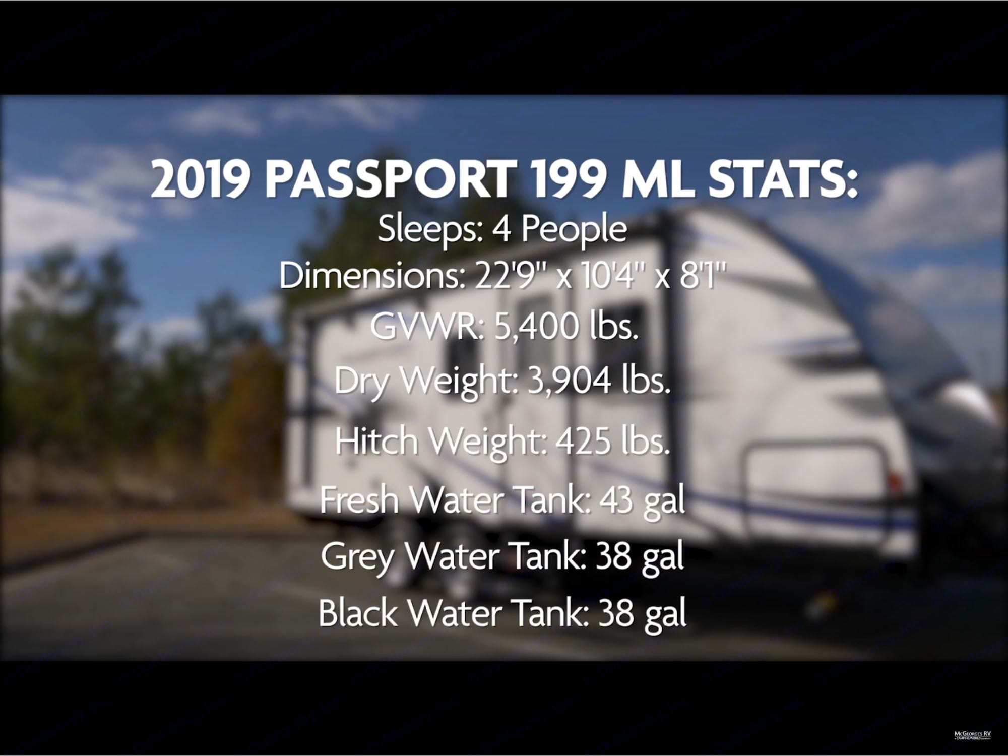 Keystone Passport 2019