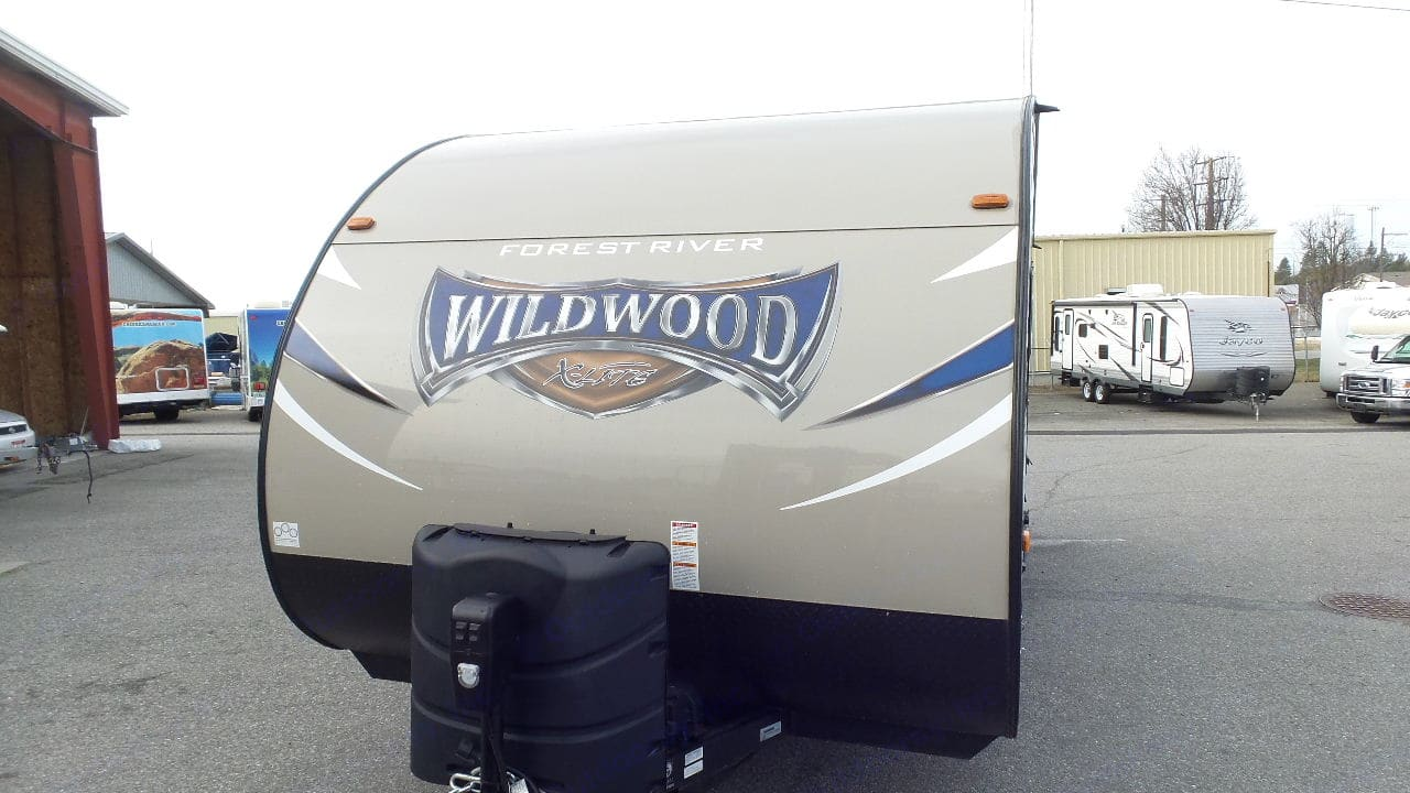 Forest River Wildwood 2017