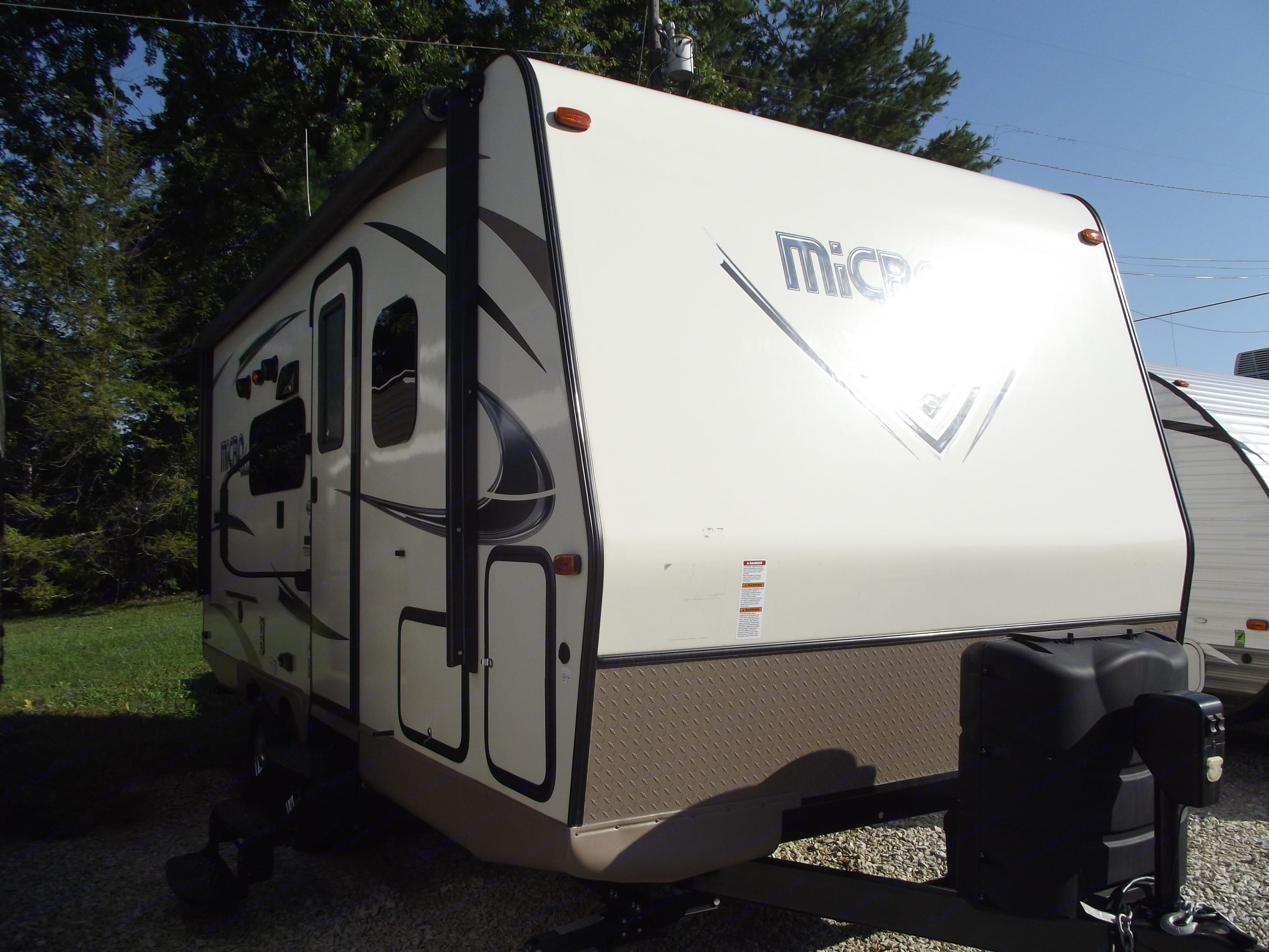 Forest River Flagstaff MicroLite 21DS 2017