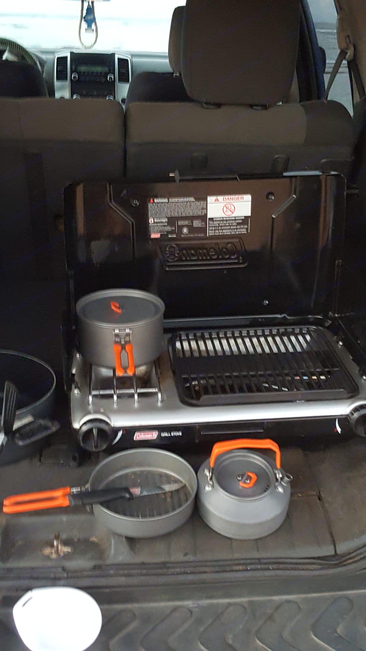 Kitchen gear. Nissan xterra 2014