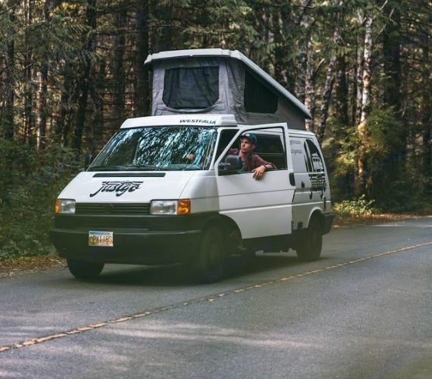 Volkswagen Eurovan 1995